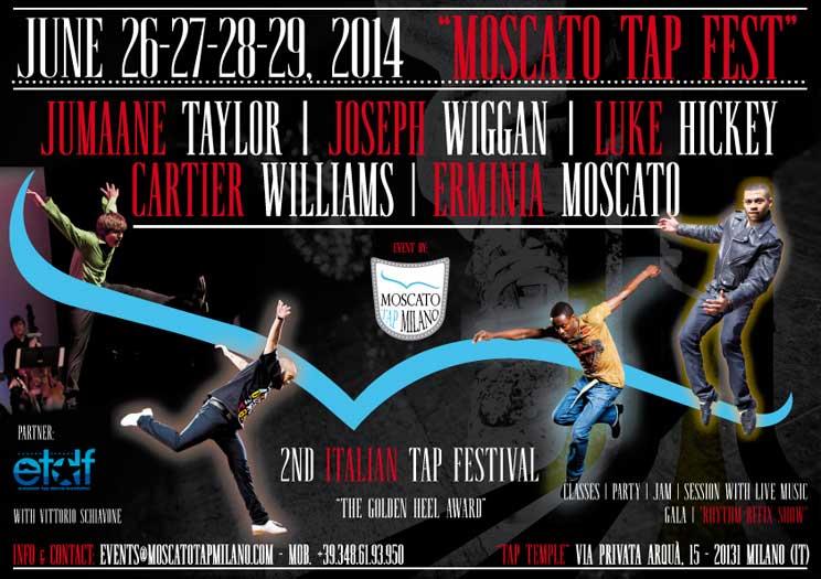 """Next Event """"Moscato Tap Fest"""" 26-27-28-29 Giugno 2014"""