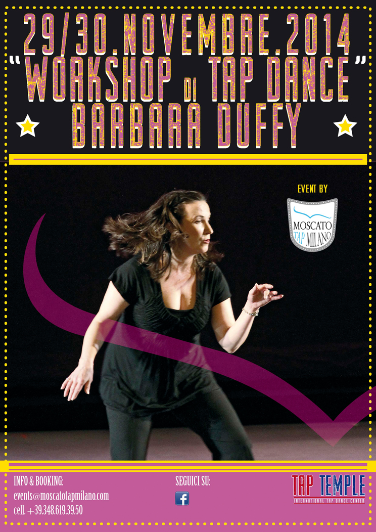 """Workshop with Barbara Duffy"""