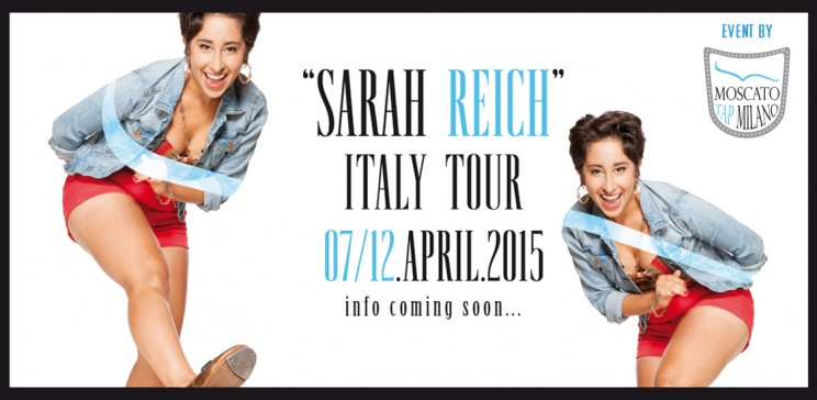 """Sarah Reich Italy Tour 2015″"